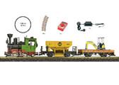 LGB Working Train Starter Set 120V L 72403