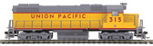 MTH Electric Trains GP38-2 Union Pacific Diesel Engine DCC Ready (#315) HO Scale 85-2037-0