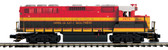 MTH Elecrtic Premier Trains Kansas City Sounthern #2975 GP 40 Diesel Engine O scale  20-21093-1