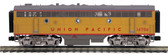 MTH Elertric Trains Premier Union Pacific F-7B Unit Diesel (#1470B)  ( Non-Powered Hirail) O scale 20-21362-3