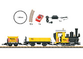 LGB Construction Site Train Starter Set G Scale L70503