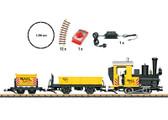 LGB Construction Site Train Starter Set G Scale L70503