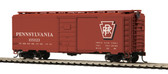 MTH Electric Trains Pennsylvania (105023) 40' PS-1 Box Car 85-74143