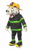 """Silly Puppets Dalmation 25"""" SP0004"""