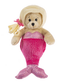 "Ganz Wee Bear Mermaid 6"" H14470"