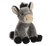 "Ganz Heritage Collection Donkey 12"" H14780"
