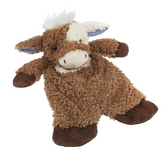 "Ganz Happy Hill Flat-A-Pat Cow 18"" BG4118"