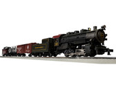 Lionel Pennsylvania Flyer Lioncheif 0-8-0 Freight Set with Bluetooth O Scale 6-83984