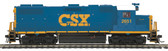 MTH Electric Trains CXS (2651) GP-38-2 Deisel Engine DCC Ready HO Scale 85-2055-0
