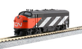 Kato N EMD F7A Canadian National (9098) 176-2135