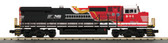 MTH Electric Trains Dash-8 Norfolk Southern (First Responders Diesel Engine with Proto Sound 3.0 30-20742-1