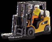 Diecast Masters CAT P5000 Lift Truck 1:25 Scale 85223C