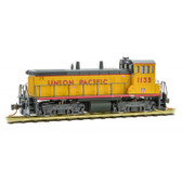 Micro Trains N Union Pacific SW1500 Rd#1135 98600571