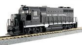 Kato EMD GP35 Phase IA New York Centralwirh Parts Installed  #6126 HO scale 37-3024-2