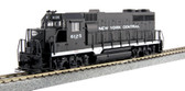 Kato EMD GP35 Phase IA New York Central #6125 with Parts Installed HO Scale 37-3023-2
