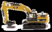 Diecast Masters Cat 320D L Hydraulic Excavator 1:87 Scale 85262