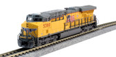Kato ES44AC  Gevo and Mixed Frieght Union Pacific N Scale Set 106-0023