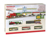 Bachmann The Spirit of Christmas Set  N Scale Ready to Run 24017