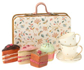 Maileg Cake Set in Suitcase 11-0300-00