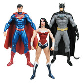 DC Comics 52 Justice League Action Figure 3-Pack DC0020