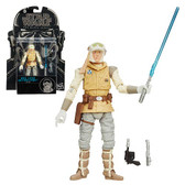 "Star Wars Black Series 3 3/4"" Action Figure #02 Luke Skywalker HSA5077G"