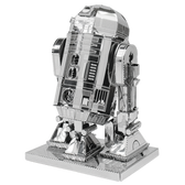 Metal Earth Star Wars R2-D2 MMS250