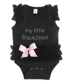 Ganz My Little Black Dress 0-6 Mon ER22117