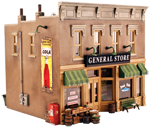 Woodland Scenics Lubener's  General Store O Scale 1:48  WS   BR5841