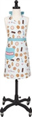 Handstand Kitchens Milk And Cookies Childs Apron Ths-mlck-ka-n