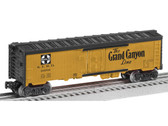 Lionel AT&SF Wood-Sided Reefer 3 Pack 6-25934