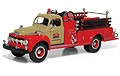 First Gear 1:34 1951 Ford Pumper  19-3980