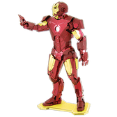 Metal Earth Marvel Avengers Iron Man (Mark IV) MMS322