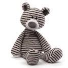 """Gund Zag Bear Gary/White Stripes 13"""" 4044071"""