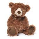 "Gund Breslin Bear Brown 17"" 4048278"