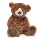 "Gund Breslin Bear Brown 17"" 4048278"