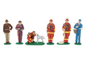 Lionel Civil Servants People Pack  624194