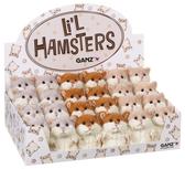 Ganz Little Hamsters Brown/Tan/Grey H13272
