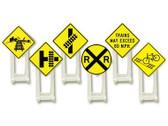 Lionel Railroad Signs 6-37120