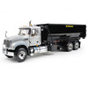 First Gear 1:34 Scale Mack Grainte With Wastequip Roll-Off Container 10-4055