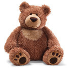 "Gund Slumber Bear Brown 17""  320709"