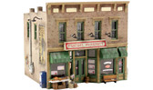 Woodland Scenics Fresh Market Scale HO 1:87 Building Kit WAL  PF5180