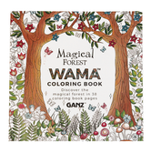 Ganz Wama Magical Forest Coloring Book ER48580