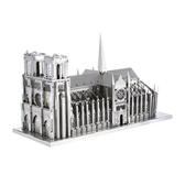 Metal Earth ICONX Notre Dame de Paris ICX003