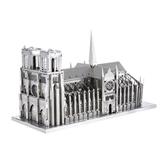 Metal Earth ICONX Notre Dame de Paris ICX003