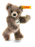 Steiff Mini Teddy Bear Brown Tipped 040023