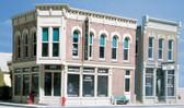Woodland Scenics Kirsten's Corner Cafe Building Kit O Scale  WS   80200