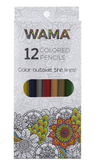 Ganz Wama 12 Count Colored Pencils ER48598
