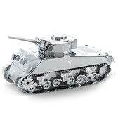 Metal Earth Sherman Tank MMS204