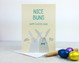 Nice Buns Funny Personalised Easter Card by Wink Design