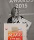 Michelle Lancaster - Noths Partner of the Year 2015 - Community Spirit